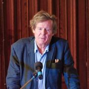 Sir David Hare, Patron of Hastings LitFest