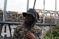 Rap artist Feed'Em