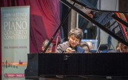 Fumiya Koido plays his way to first prize at this year's HIPCC (photo: John Cole). Winner of the 2019 Hastings International Piano Concerto Competition