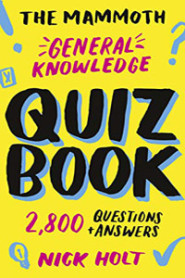 Mammoth Quiz Book