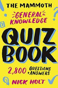 Mammoth Quiz Book