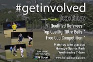 Hastings league #getinvolved copy