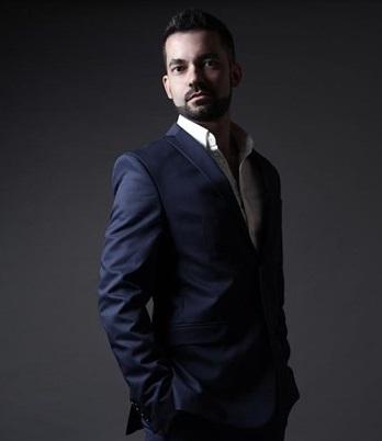 Portuguese baritone Ricardo Panela.