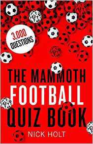 Mammoth Football Quiz