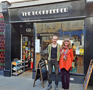 The Bookkeeper Bookshop, St Leonards