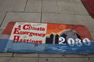 Hastings and St Leonards have declared a climate emergency