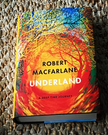 Robert Macfarlane - Underland (Photos © 2019 The Literary Shed)