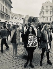 Youth Strike 4 Climate in Hastings