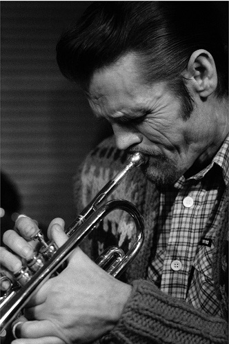 Chet Baker (The Canteen, 1984).