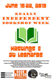 Really Independent Bookshop Week Jun 15 - 22