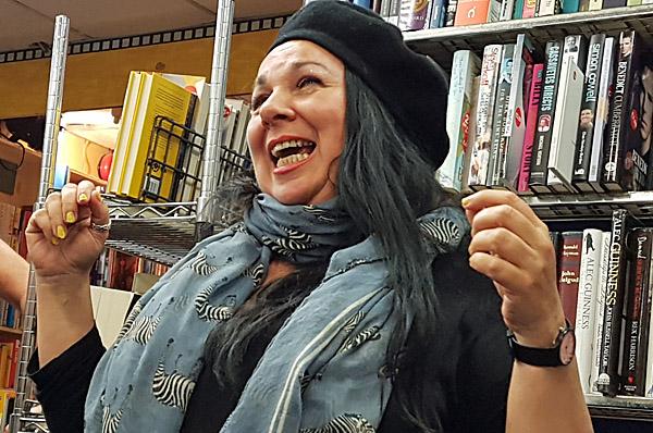 Susan Evans at Sheer Poetry