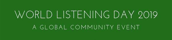 World Listening Day 2019