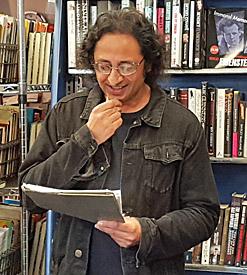 Zarir Sethna