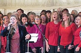 Vocal Explosion - choir