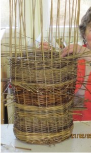 The WEA Hastings branch offers crafting classes such as basket weaving among others.