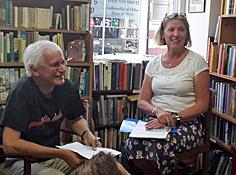 Bronwen Griffiths & Steve Amos