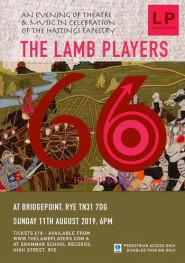lamb players poster 350