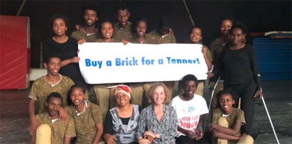 Fundraising for the Meseret Yirga Centre in Adis Ababa, Ethiopia