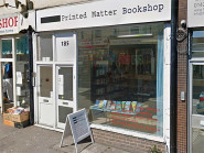 Printed Matter Bookshop, 185 Queens Rd, Hastings