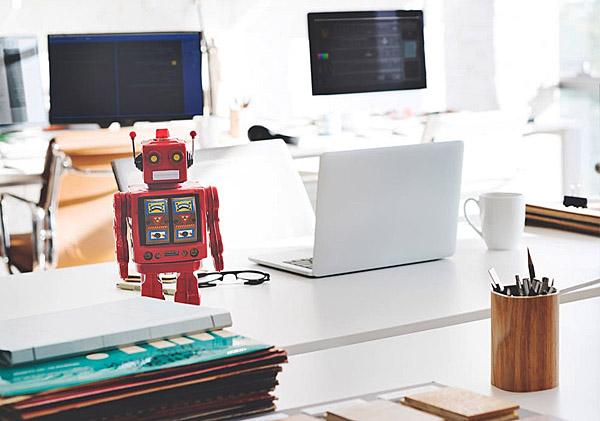 robot writer