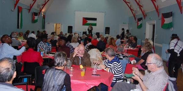 Come Dine For Palestine