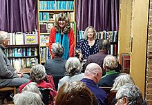 Carol Dennard & Louise Mooncie