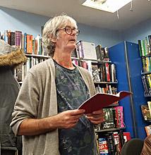 Pete Donohue, poet