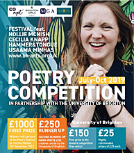 Sussex Poetry Competition