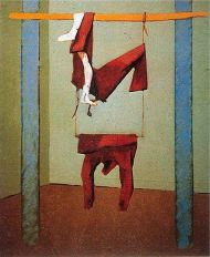 Victor Willing Swing.1978 The.Artist's Estate Pallant House Gallery Chichester on loan
