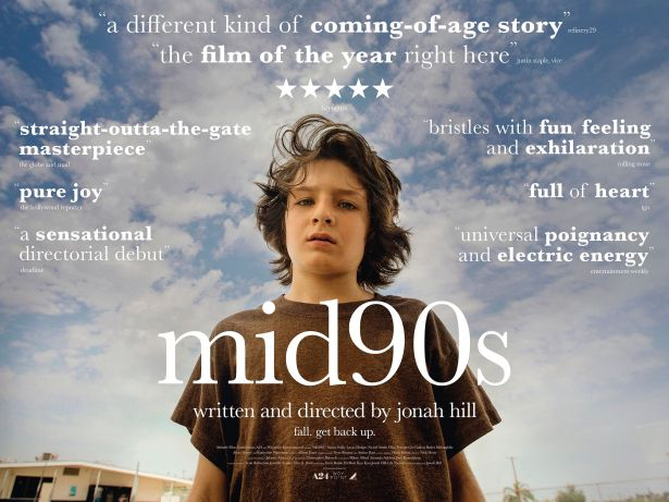 Mid 90s film poster