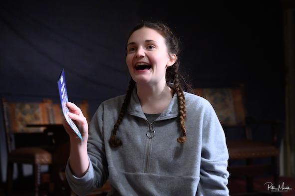 Kelcie Black plays Emily in A Billion Ways.