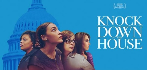 Knock Down The House - poster 600