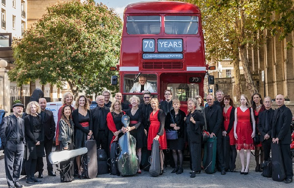 The London Mozart Players are celebrating their 70th anniversary (photo: Kevin Day/LMP).