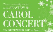 From Seaview's carol concert last year.