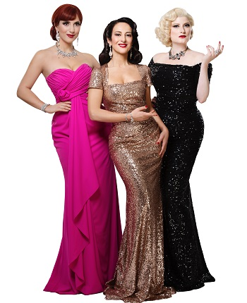 The Puppini Sisters.