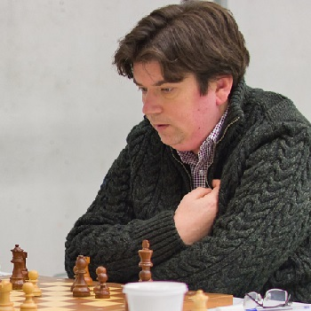 IM Richard Bates narrowly missed out on a GM norm.