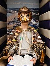 Prize-winning owl © Caitlin Lock