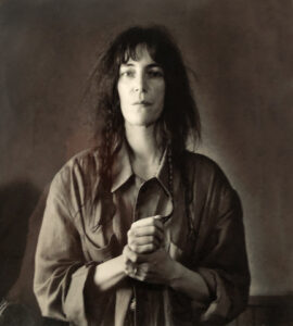 Patti Smith © Andrew Catlin