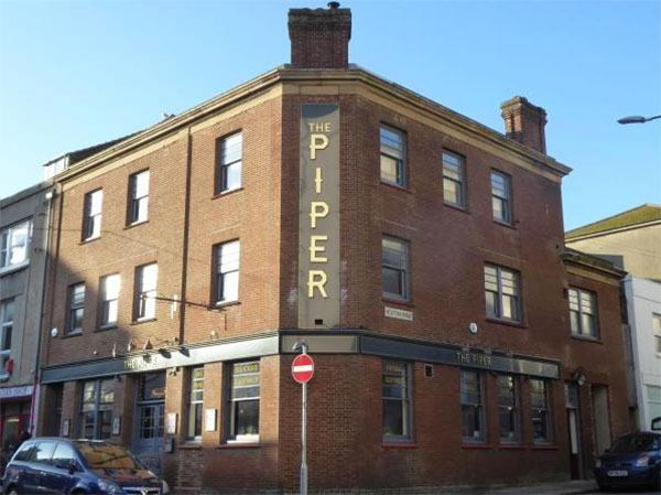 The Piper (formerly The Norman Arms) in St Leonards has just been awarded a £237,000 grant from Arts Council England