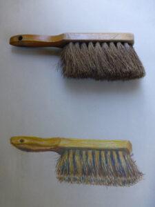 My Favourite Brush © Roz Cran
