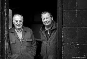 Graham & Darren Coglan Octobe 2012 © JohnCole
